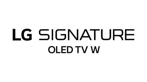 LG Signature OLED TV W - Black.ai