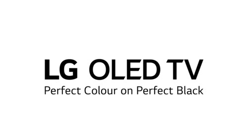 LG OLED with tagline - Black.ai